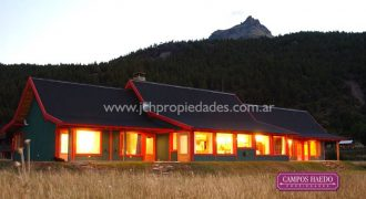 CTH6 HOSTERIA LODGE EN CHOLILA – CHUBUT