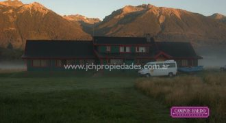 OL8 HOSTERIA LODGE – CHOLILA – CHUBUT