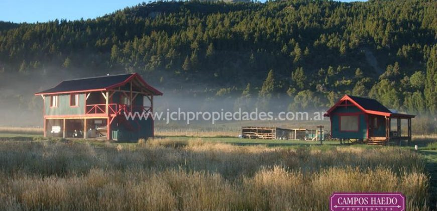 CTH6 HOSTERIA LODGE EN CHOLILA – CHUBUT