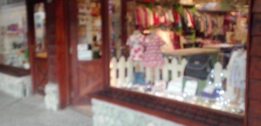FONDO DE COMERCIO INDUMENTARIA DE BEBES Y NIÑOS – VILLA LA ANGOSTURA (COD. FCOM 19)